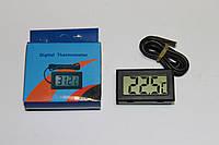 Термометр электронный TPM-10 с выносным датчиком Black