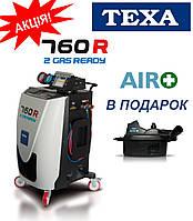 Акция !!! Konfort 760R Texa Автоматическая установка для заправки автокондиционеров + AIR+ в подарок !!!