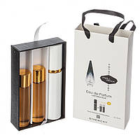 Мини-парфюмерия 3в1 в сумочке Givenchy Ange Ou Demon (Живанши Энж О Демон) с феромонами, 3x15 мл