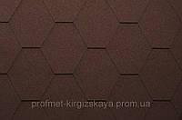 Битумная черепица KATEPAL Classic KL Коричневый, фото 1