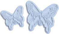 8102 Вырубка Бабочка, кондитерские принадлежности