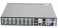 Видеорегистратор на 16 камер DVR 6616 16-CAM, видеорегистратор 16 каналов, регистратор камер видеонаблюдения