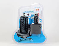 Трансмиттер FM MOD CM 027 + Bluetooth, fm модулятор автомобильный bluetooth