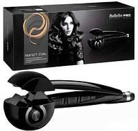 Утюжок для локонов Babyliss beauty hair 2665, утюжок стайлер для завивки волос babyliss
