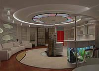 3D визуализация помещения