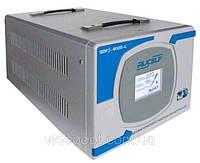 Стабилизатор напряжения сервоприводный напольного типа RUSELF SDF.II-4000-L
