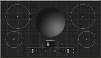 Индукционная варочная панель с зоной Wok Kuppersbusch EKIW 9850.0 F