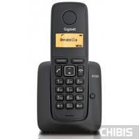 Радиотелефон Siemens Gigaset A120 black