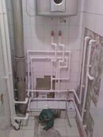 Замена водопроводного стояка, фото 1