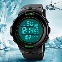 Кварцевые мужские часы Skmei Neon