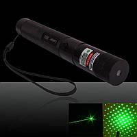 Лазерная указка Green Laser 303, зеленый лазер, мощный лазер