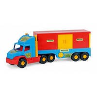 Контейнеровоз Super Truck Wader