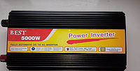Преобразователь напряжения инвертор 5000W inverter 12V-220V