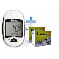 Глюкометр Finetest Premium (Файнтест Премиум)+100шт тест полосок