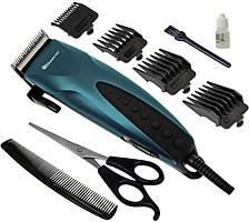 Машинка для стрижки волос Domotec MS-4601, машинка триммер с насадками