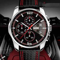 Кварцевые мужские часы Skmei Spider
