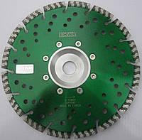 Алмазный диск для резки, твердого гранита 230x2,8x10/16Sx22 EHWA Korea Segment