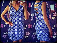 Стильное летнее платье для женщин