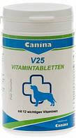 110124 Canina V25 Vitamintabletten, 210 шт