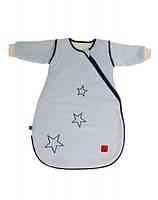 Демисезонный спальный мешочек Kaiser Стар,70 см для ребенка с рождения до 6 месяцев ТМ Kaiser 65070129