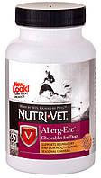 Nutri-Vet Allerg-Eze Добавка при аллергии собак, 60 шт