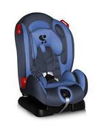 Детское автокресло F1 9-25 KG DARK&LIGHT BLUE от 1 года до 7 лет ТМ Lorelli/Bertoni 10070691