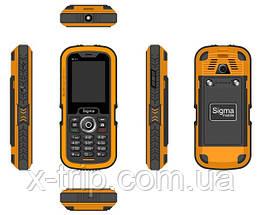 Туристический телефон Sigma Mobile Х-treme IP68