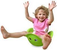 Игрушка Билибо для детей от 2 лет ТМ Moluk Зеленый 43005
