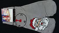 Теплые оригинальные мужские носки с новогодними мотивами, р-р 41-44, 36 грн