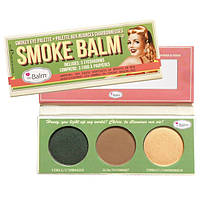 Палетка теней the Balm Mini Palettes SmokeBalm Vol. 2 (Green Packaging)