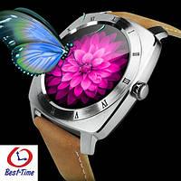 UWatch Умные часы Smart DM88 Brown