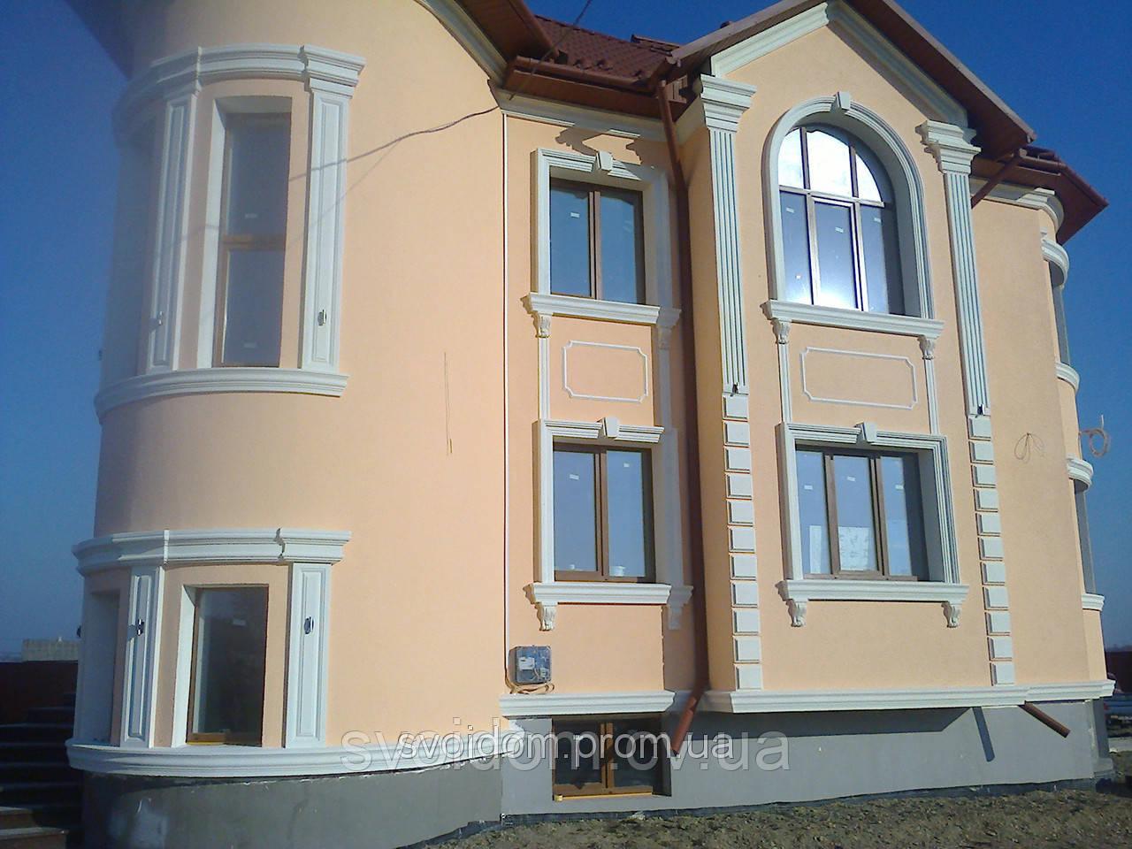 Строительство особняков и коттеджей по Черновцам и области