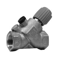 Запорно-измерительный клапан, PN16, DN20 Honeywell