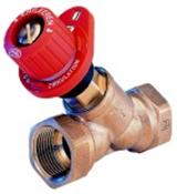 Балансировочный клапан DN40 Honeywell