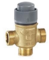 """3-х ходовой линейный клапан, 1/2"""" (DN15), Kvs 0.4, 6.5мм  Honeywell"""