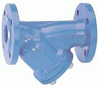 Грязевик, двойная сетка 0.5 мм, фланец DN125 Honeywell