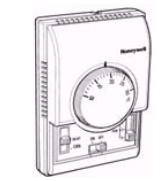 Термостат для фэн-койлов, серия xe70 Honeywell