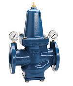 Клапан понижения давления фл. диапазон регулировки 0,2-2 атм., DN50 Honeywell