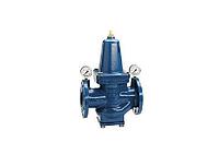 Клапан понижения давления фл., диапазон регулировки 1.5-6.5 атм., DN100 Honeywell