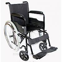 Стандартная инвалидная коляска ECONOMY-1 с пневматическими задними колесами