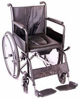 Стандартная инвалидная коляска ECONOMY-2 с санитарным оснащением