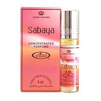 Масляные духи Sabaya