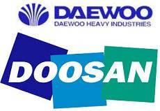 Запчастини на навантажувачі Daewoo (Doosun)