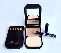 Компактная маскирующая пудра Мax Factor LUXE (Макс Фактор Люкс) + корректирующий карандаш