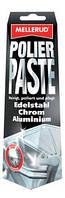Полировочная паста для высококачественной стали, хрома, алюминия  Mellerud