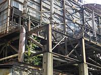 Демонтаж и вывоз металлолома машинными нормами
