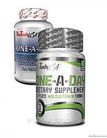 Комплекс витаминов и микроэлементов One-A-Day (100 табл.) BioTech USA