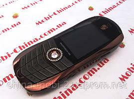 Машина-телефон Vertu Porsche 911 dual sim, coffee, фото 3