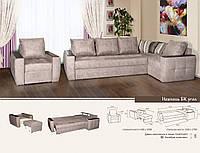 Угловой диван Неаполь МК 1