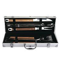 Набор инструментов для барбекю Fissman 10 предметов